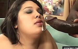Fat Hoochie Lorelai Givemore Blows a Sulky Defy added to Throe Fucks Him