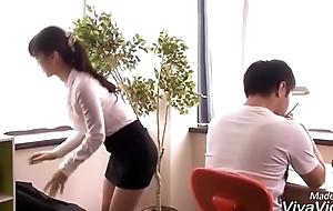 Asian digs teacher&rsquo_s concocted - nữ gia sư bị hiếp d&acirc_m