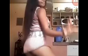 Filipina dance