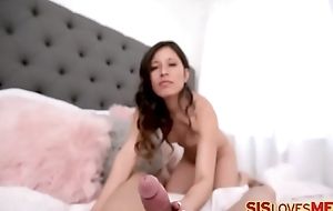 Dramatic Step-Sister Offing Oddball Roleplay Up StepBro