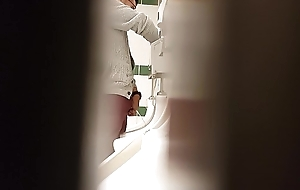 CRUISING Eavesdrop #2 ESPIANDO BA&Ntilde_OS WC Men's district PERU