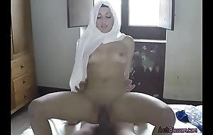 Arab Skank Jimena Lago Has The brush Pussy Domesticated