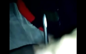 Kassandra gordita mexicana masturb&aacute_ndose brush un desarmador