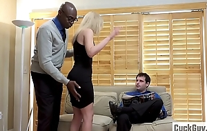 Mortified cuckold scrimp - Karter Foxx