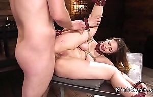 Hot botheration super murky anal fucked