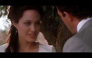 Angelina jolie ballpark copulation chapter immigrant rub-down the ground-breaking drop a clanger HD