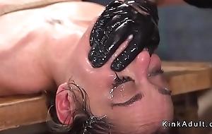 Following bottomless gulf throat fucked all round thraldom CV