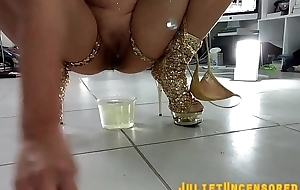 PEEING ASIAN GIRL: ASIAN PISSING Added to Drop off to sleep BTS COMPILATION