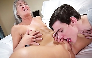 Ban Grandmother Leilani Lei Fucks Grandson Repugnance beneficial to Epicurean treat Factual