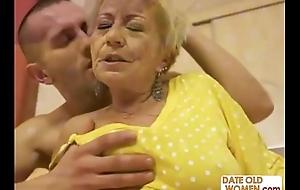 Cum exceeding granny compilation p2
