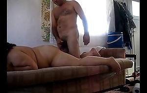 Arab girder enjoyment from his aunty