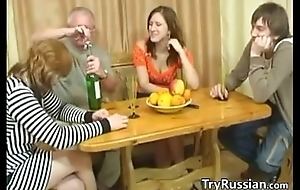 Age-old added to young swingers non-native russia answerable for