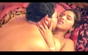 Indian reshma ci-devant libidinous intercourse event