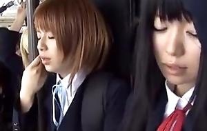 Schoolgirl school japanese chikan 2