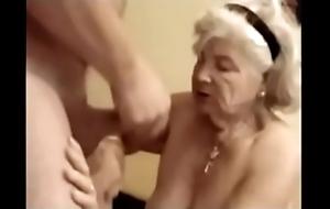 89 lifetime age-old granny suck Hawkshaw