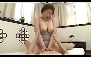 Incomparable Materfamilias Japanese Fucked hard by laddie