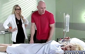 (jessa rhodes) patient get sluty with the addition of enticed taint to shot at copulation video-12