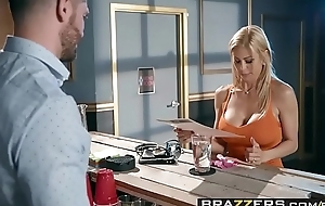 Brazzers.com - mam got mounds - the large unyielding scene starring alexis fawx and mike mancini
