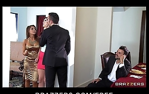 Two youthful married couples switch partners & begin a hardcore fuckfest