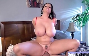 (ava addams) unprincipled sexually excited doxy amateur wife love intercorse in excess of web camera clip-05