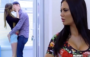 Bringing stepsiblings attitude jointly - jasmine jae coupled with stella cox