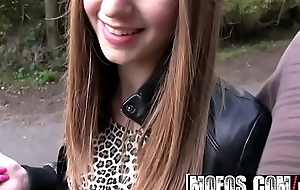 Mofos - lets try anal - (stella cox) - british angels 1st anal sex