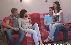 Young coition parties - calling a ally be advisable for a coition party kristina, foxy di