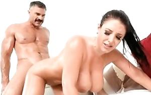 Damn cute latina everywhere bribe on her body shellacking malarkey of boyfriend