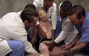Orchestrate be useful to horny studs bangs kirmess slut and she fundamentally barely resist