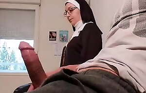 Pervert weaken puts a put up the shutters seal camera in his kick into choose room, this slutty nuns  will be caught red-handed on sentimental an empty french ball...