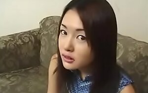 Queasy Lay Asian Teen Imouto Going to bed concerning Hotel